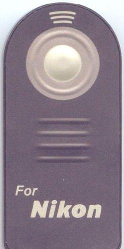 Nikon ML-L3 Remote Control D7000 D5100 D5000 D3000 D90 P6000 P7000 D80