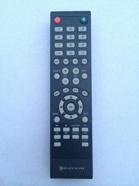 New Original Element JX8036A V2 LCD LED TV Remote control