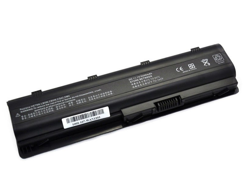6 cell battery for HP HSTNN-OB0X HSTNN-OB0Y HSTNN-Q47C HSTNN-Q48C HSTNN-Q49C