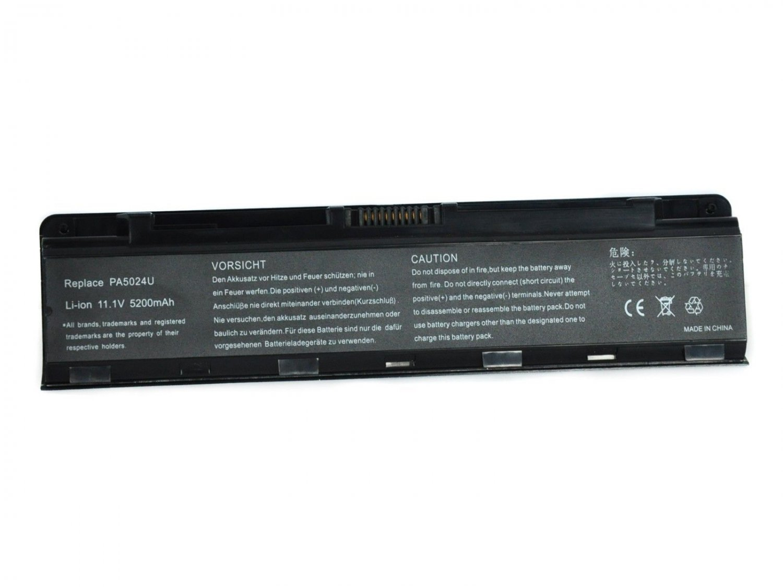 New 5200mah 6Cell Laptop Battery for Toshiba Satellite Pa5025U-1Brs Pa5026U-1Brs