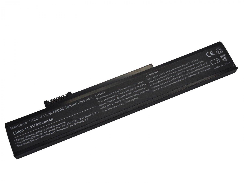 New Battery for Gateway SQU412 6MSBG 6MSB M680 M360 Mx6000 8MSBG Squ41