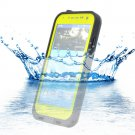 New Light Green Waterproof Dirt Snow Shockproof Cover Case for Samsung Galaxy S4
