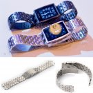 Newest Durable 20mm Stainless Steel Band Bracelet for Pebble Steel Smart Watch