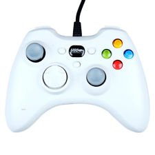 New  Wired USB Gamepad Controller Joystick Joypad Resembles XBox360 for PC WHITE