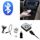 In Car Charger + Bluetooth Receiver MP3 USB AUX Wireless Auto Scan Stereo Audio
