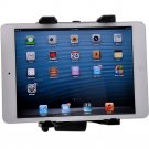 Universal Tablet Holder Adapter Mount Music Clamp Micro for iPad Series Black