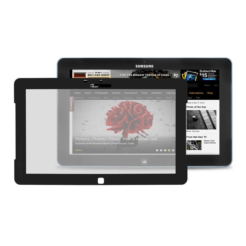 Moshi iVisor AG Screen Protector for Samsung ATIV Smart PC Tablet Black Guard