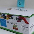 New 2 CB435A 35A Toner Cartridge HP LaserJet P1005 P1006