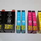 8 ink 252XL for Workforce WF-7110 7610 7620 3620 3640 Pro 5190 5620 5690 Printer