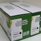 2 Black Toner Cartridge CB540A HP Color LaserJet CP1215 CP1515n CP1518 CM1312mfp