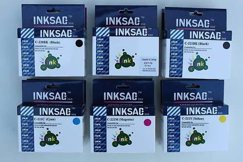 New lots of 12 PGI-220 CLI-221 Ink Canon PIXMA MP 980 MP980 MP990
