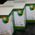 Lots of 4  Color Toner CLT-K508L C508L  for Samsung CLP-620 670 CLX-6220