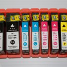 Lots of 8 Ink 31-34 Black Cyan Magenta Yellow for Dell Printer V525w V725w