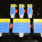 3 Black 3 Color Ink Cartridge 10 for Kodak ESP 5100 5300 5500 5250 Hero 6.1 7.1