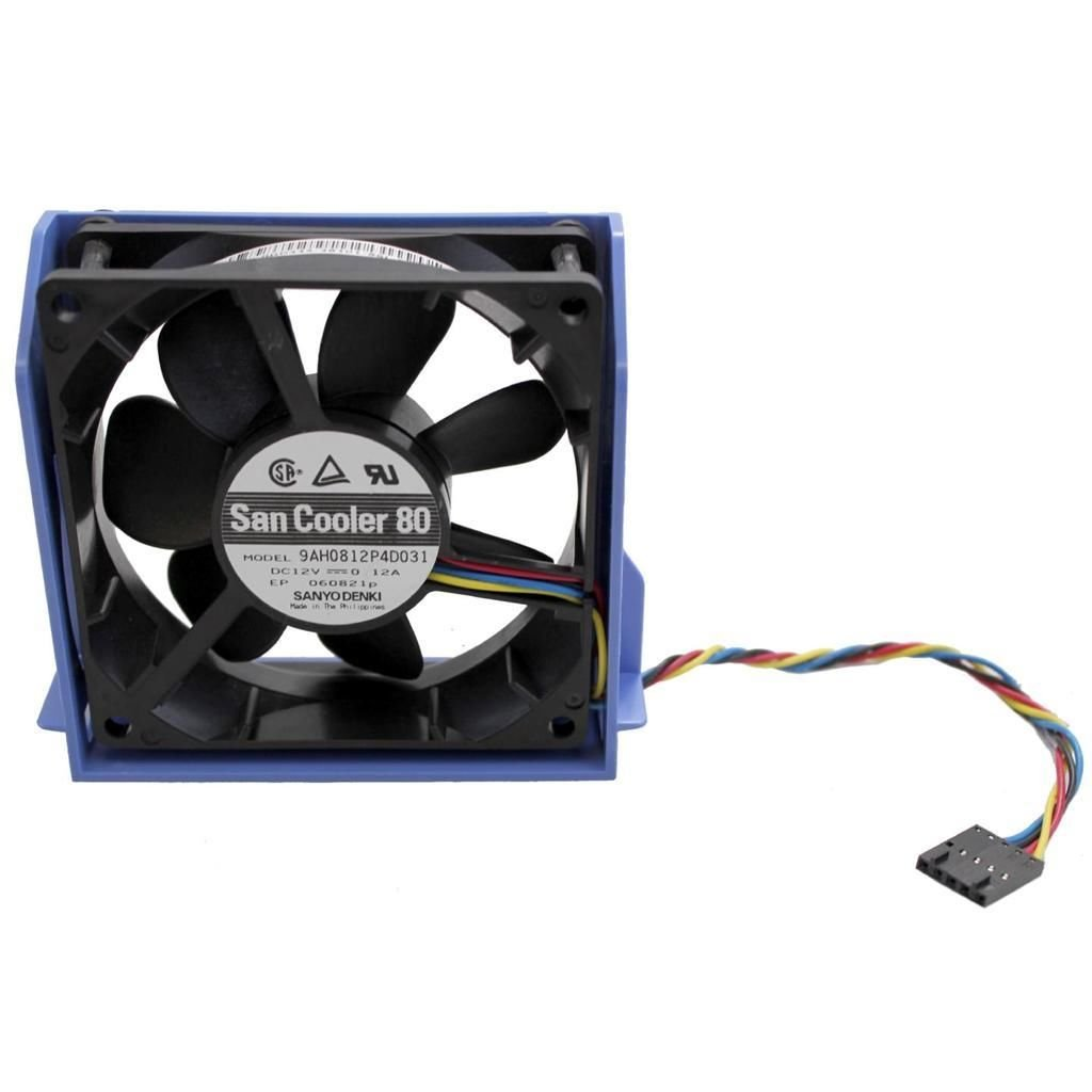 Dell Precision 690 T7400 Hard Drive Cooling Fan M35613-35 HD445 CD674