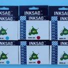 Lots of 6 Color ink Cartridge CLI-8 Canon IX4000 IX5000 6600D