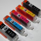 New 5 x PGI250 CLI251 XL Ink Cartridge for Canon Pixma MG-5420 6320 MX-922 722