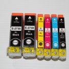 Lots of 6 Ink Cartridge for Expression Premium XP-600 610 800 810