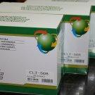 Lots of  3 Toner CLT-C508L M508L Y508L for Samsung CLP-620 670 CLX-6220
