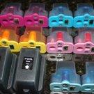 New 2 Set High Yield 02XL 12 Ink Cartridge For HP D7268 D7345 D7355D7360 D7460