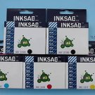 Lots of 5 PGI-220 CLI-221 Ink Canon PIXMA MX860 MX870 IP4600 IP4700 MP560 MP620