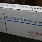 New Magenta Toner CLT-M409s for Samsung CLP-310 315 315W CLX-3170 3175 3175FN