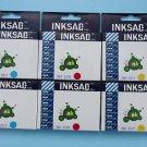 6 Color ink Cartridge CLI-221 F Canon Pixma MX 860 870