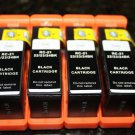 4 Black ink Cartridge T109N for Dell Series 21-22-23-24 P513w V515w P713w V715w