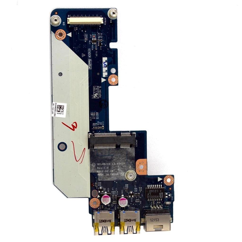 Dell Inspiron 5520 7520 USB Ethernet Board LS-8242P MRDMM