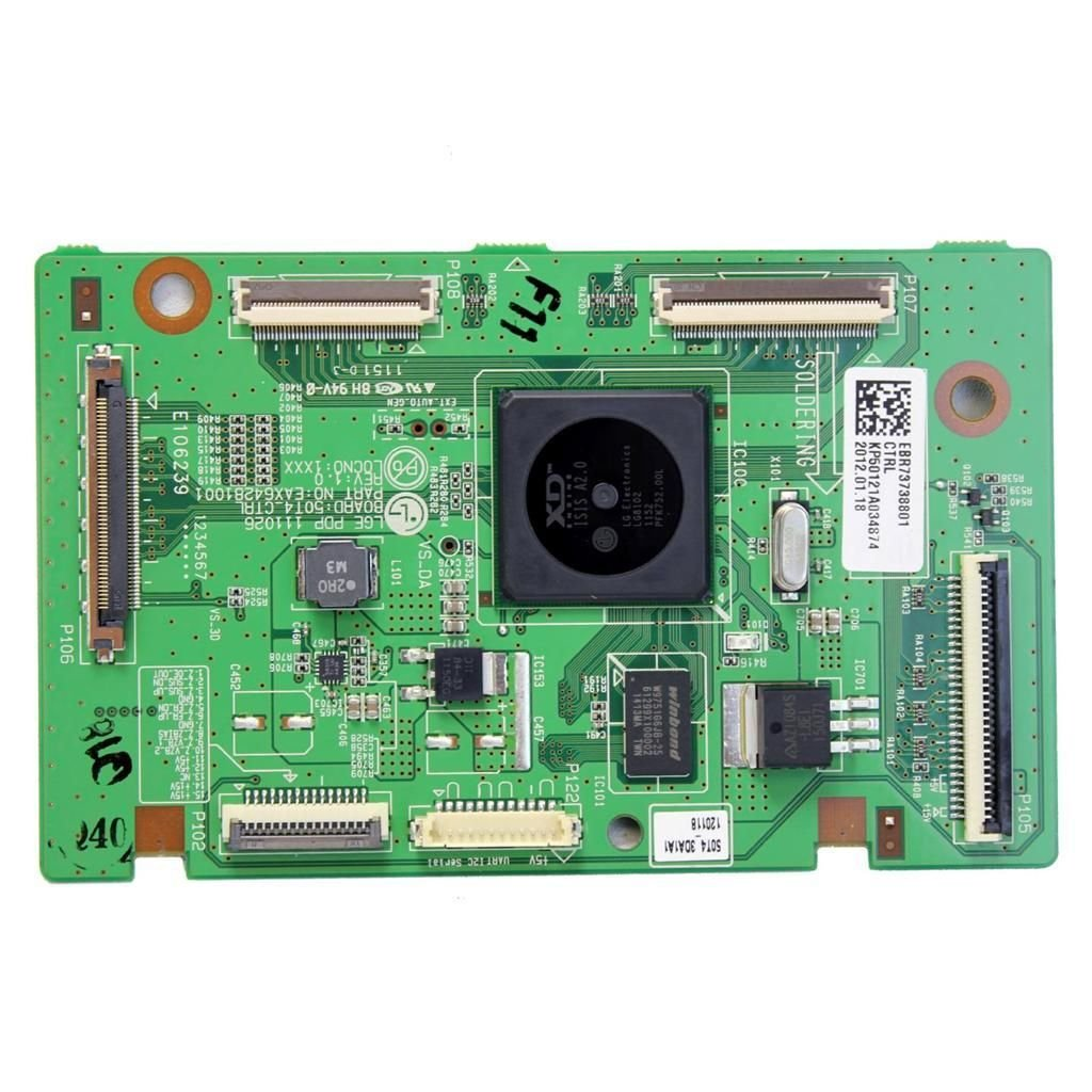 "LG 50"" TV 50PA4500-UF Main Logic CTRL Board EBR73738801"