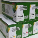 New 5 x Toner Cartridge 125A CB540A CB541A CB542A CB543A for HP 1215 1515 CM1312
