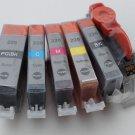 New 5 x PGI-225 CLI-226 Ink Cartridge for Canon MG-5120 5220