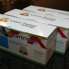 Lots of 3 Toner Cartridge 85A CE285A for HP LaserJet Pro M1212