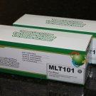 New 2 x Toner Cartridge MLT-D101s for Samsung ML-2165 SCX-3405 SF-760P Series
