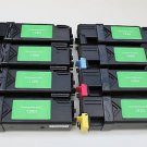 Lots of 8 Toner Cartridge for Dell 1320 1320c 1320cn 1320dn
