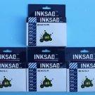 New 4 x 564 Ink Cartridge for HP C5300 C5324 C5370 C5373 C5380 C5383 C5388 C310