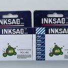 Lots of 2 Green ink CLI-8 8R Canon Pixma Pro9000 Photo Printer