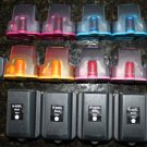 Lots of 14 Color ink Cartridge 02XL for HP D7268 D7345 D7355 D7360 D7460
