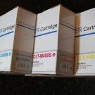New 3 x Toner cartridge for Samsung Color Laser Printer CLP-315 CLX-3170 3175