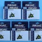 New 5 Ink Cartridge XL 564 for HP C5300 C5324 C5370 C5373 C5380 C5383 C5388