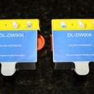 2 Ink Cartridge DW906 Color for Dell Series 20 All-in-One Printer P703w