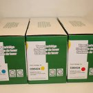 New 3 x Color Toner HP CP1215 CP1210 CP1510 CP1515N CP1518NI