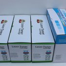 Drum & 3 x Toner Cartridge DR-TN-650-620 for Brother Printer MFC-8680 8690 8890