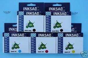 20 PGI-5 CLI-8BK 8C 8M 8Y Ink Cartridge for Canon Printer