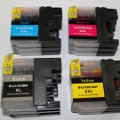 8 Ink Cartridge LC103 XL for Brother MFC-J475DW J650DW J870DW J875DW J6520DW