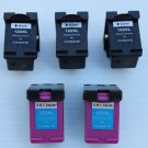 3B+2C ink 122XL CH653HE CH654HE for HP DeskJet 1050 2050 F2483 F2488 F2492 F2493