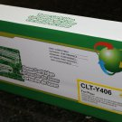 Yellow Toner Cartridge CLT-Y406s for Samsung CLP-365 C410 CLX-3305 W Printer