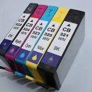 564XL 5 Ink Cartridge XL 564 HP D7560 C310a C310g B8550