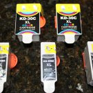 New ink Cartridge 30B 30C for Kodak ESP C110 C310 Hero 3.1 5.1