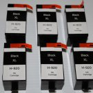 New 6x High Yield Black Ink 920XL CD975AN for HP Officejet 6000 6500A 7000